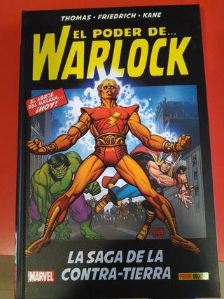 El Poder de Warlock: La Saga de la Contra-Tierra