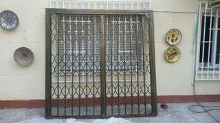 puerta valla corredera seguridad