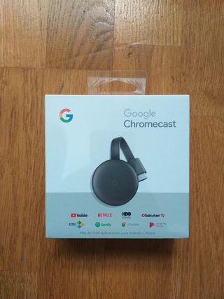 Google Chrome Cast 3 NUEVO