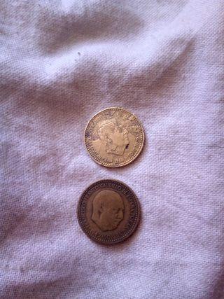 pesetas monedas de collection con error