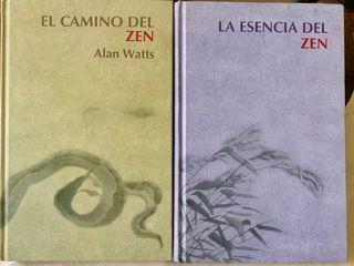 BUDISMO ZEN. Dos libros imprescindibles.