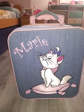 maleta de Marie Disney