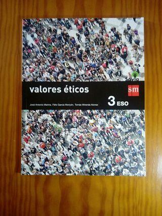 Libro de valores éticos 3°ESO