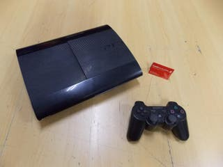 PS3 SLIM 500 GB CON MANDO (107286)