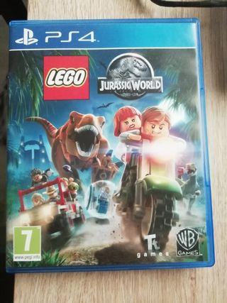 lego jurassic world play 4