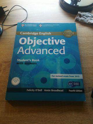 Objetive Advanced. Student's book. Cambridge