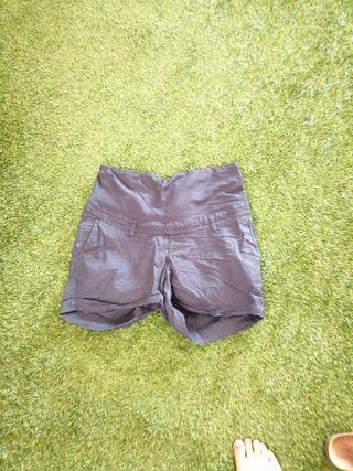 pantalon corto premamá