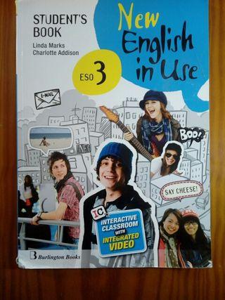 Student's book 3°ESO