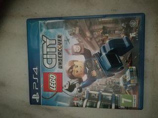 lego city undercover para play 4