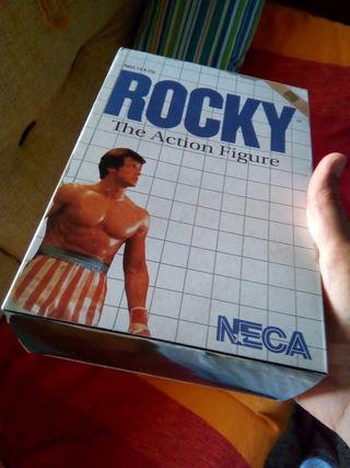 Figura Colección ROCKY BALBOA. Nuevo