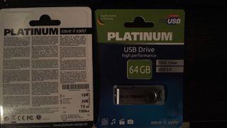 USB de 64GB a mitad de precio