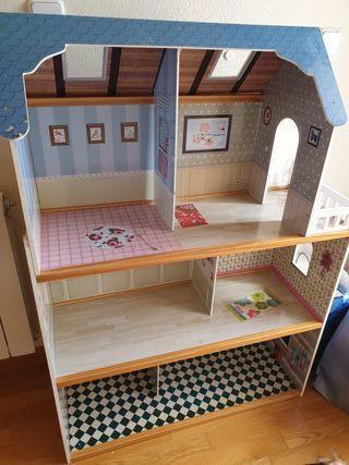 casa de muñecas de Amanda de Imaginarium