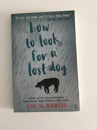 Libro How to look for a lost dog