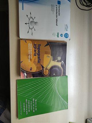 Libros grado superior forestal