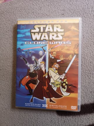 star wars clone wars Volumen 1