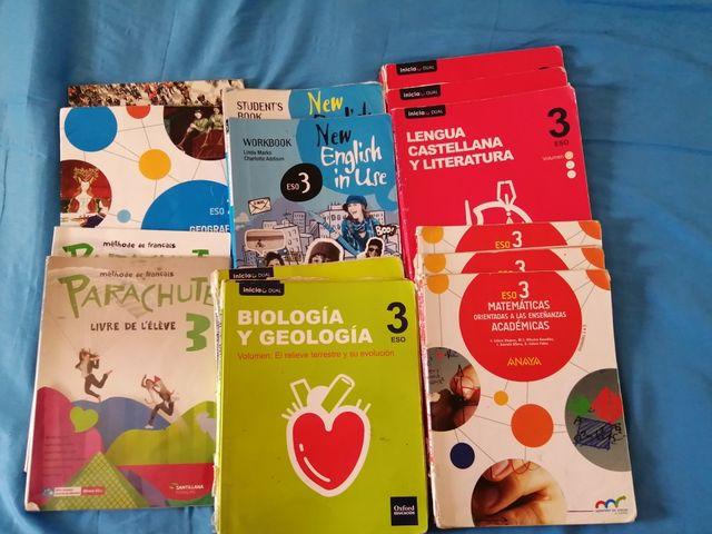 Libros 3_Eso Ies opoldo queipo.