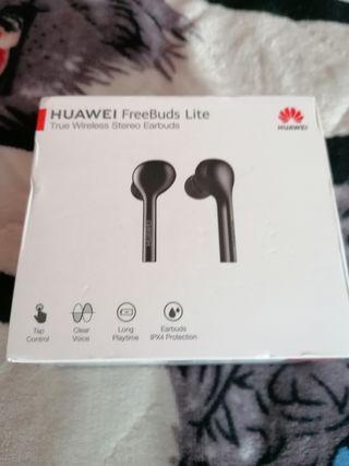 auriculares inalambricos Huawei free buds