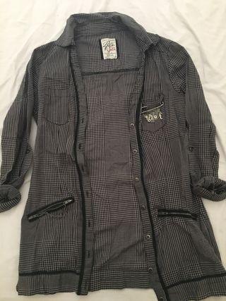 99bb96636 Camisas negras de segunda mano en Novelda en WALLAPOP