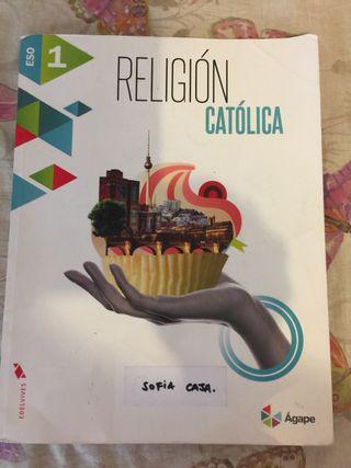 Libro de Religión. 1 ESO