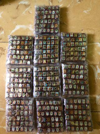 120 pulseras religiosas
