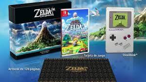 Edición Coleccionista Zelda Link's Awakening
