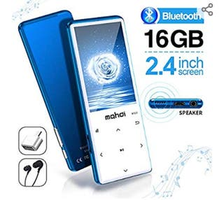 Reproductor mp3 Bluetooth