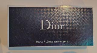 Coffret Dior rouges à lèvres