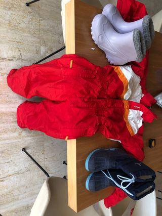 14af26c9b Ropa de esquí niños de segunda mano en WALLAPOP