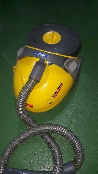 Aspirador y soplador .aqua filter..