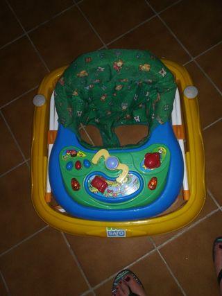eeb0b2906 Andadores para bebés de segunda mano en la provincia de Almería en ...
