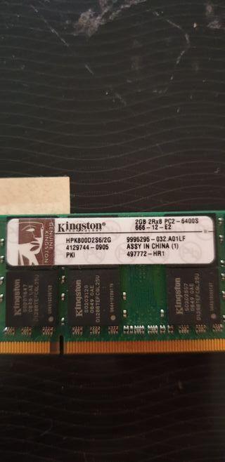 barato DDR2 de 2gb
