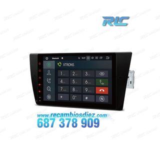 Radio GPS para BMW Serie 3 E90 E91 E92 con Android