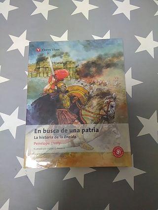 Libro lectura En busca de una patria