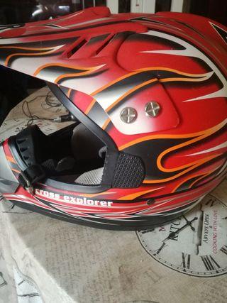 casco sin uso