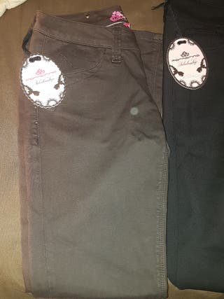 b2bfbf7021 Pantalones Fornarina de segunda mano en la provincia de Madrid en ...