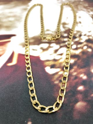 Cadena de oro 18 kts
