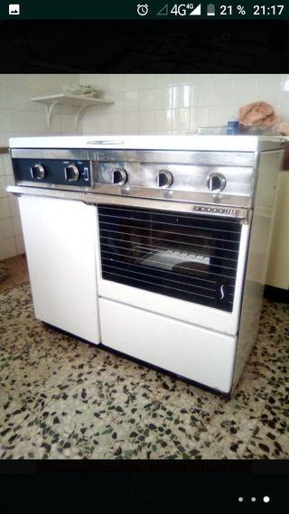 cocins de gas y elctrica con horno
