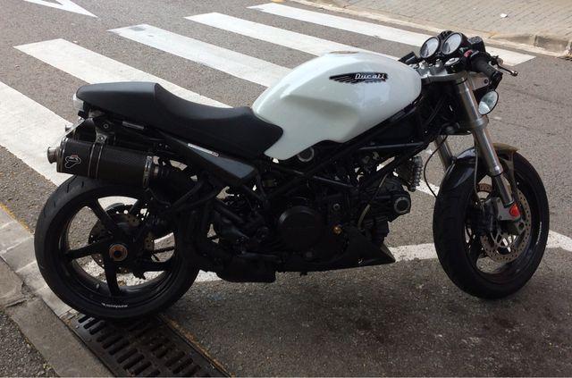 Ducati monster A2