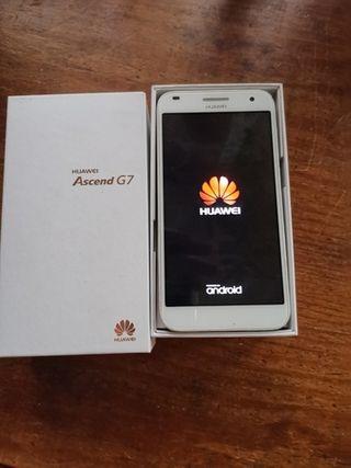Huawei g7 movil