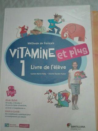 vitamine et plus 1 Santillana