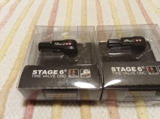 válvulas stage6