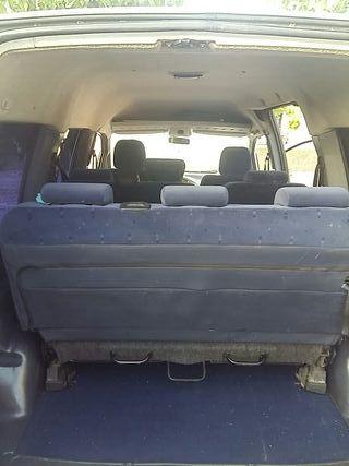 Peugeot esper premiu furgón mixta 2006