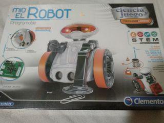 Mío el robot.