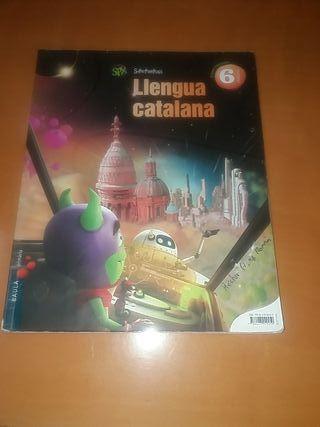 LLENGUA CATALANA 6 PRIMARIA PRIMER TRIMESTRE