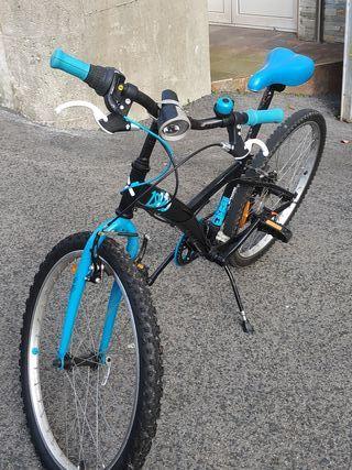 bicicleta de montaña, Junior.