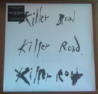 Soundwalk Jesse Paris Patti Smith Killer Road lp