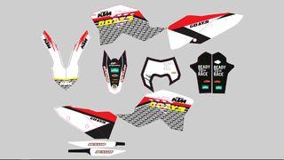 Pegatinas KTM 2008/2011