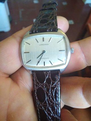 Reloj Longines cuerda