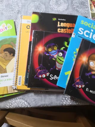 libros safa 1 de primaria