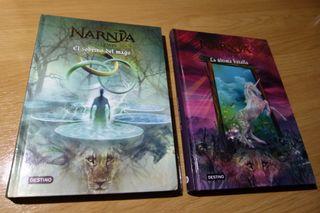 Las crónicas de Narnia, libros 1 y 7 en español